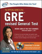 The Official Guide to the GRE by Educational Testing Service