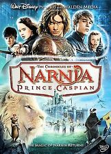 The Chronicles of Narnia: Prince Caspian (Dvd, 2008) New Sealed