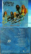 Cinema Five - Bend The Sky (CD, 1993, Cinacor, Canadian Indie) EXTREMELY RARE