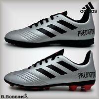 ⚽ Adidas® Predator 19.4 Football Boots Trainers Size UK 10 11 2 3 4 5 Boys Girls