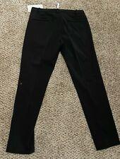 NWT Lululemon Men Commission Pant Classic (Swift Fabric) Size 38 x 34 - BLACK