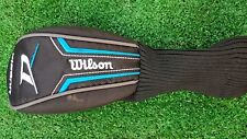 Wilson Deep Red Hybrid Headcover, Head Cover, Golf