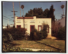 Stephen SHORE: Coronado St., Los Angeles, CA, 1975 / VINTAGE C-Print / SIGNED!!!