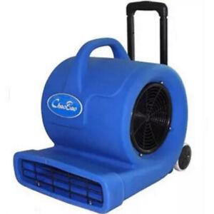 Chaobao CB-900 Direct Air Carpet Dryer Blower Lightweight Power Tools