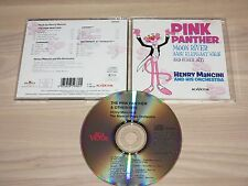 THE PINK PANTHER AND OTHER HITS OST SOUNDTRACK CD - HENRY MANCINI En Menthe
