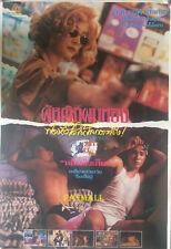 Chungking Express 1994 POSTER Brigitte Lin Kar Wai Wong Tony Chiu Wai Leung