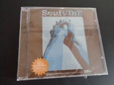 SOUL VIBE 2004 Promotional CD Free Shipping NEW Sealed