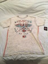 Affliction Sport T-shirt, Size 3X, NWT! Made In The USA!