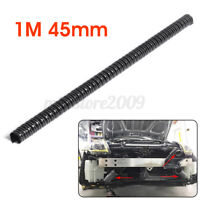 1M 3.3Ft 45mm Air Ducting Pipe Flexible Hose Hot + Cold Car Cooling   .-