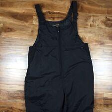 Mens Outdoor Gear Overalls snowsuit XL black work
