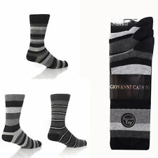 3 pairs Mens Giovanni Cassini Socks berlin size 6-11