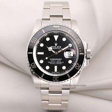 Full Set Rolex Submariner Date Ceramic 116610LN Stainless Steel