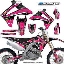 ALL YEARS CRF 70 GRAPHICS KIT CRF70 DECO DECALS STICKERS PIT BIKE SENGE