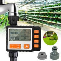 Automatic  Water Timer Irrigation Hose Watering Garden Plant System
