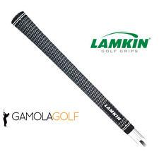 Set of 4 LAMKIN CROSSLINE Round Golf Grips NEW
