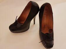 Vivienne Westwood Damen Gr.37 36  Echtleder  high heel shoes