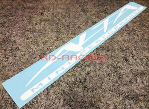 Alta Mini Performance Windscreen Decals Sticker Cooper S JCW Pully R50 R53 x 1