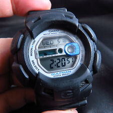 G-9100TC CASIO G-SHOCK GULFMAN LCD WITH LIGHT QUARTZ  MEN WATCH
