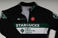 Starbucks Castellie Cycling Jersey Women's Sz XXL