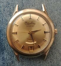 Lucien Piccard Vintage Automatic Mens Watch 10k G.F.
