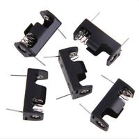 5x1/2AA 14250 Battery Storage Clip Box Case Holder 3.6V With PCB Pin Solder L6Z2