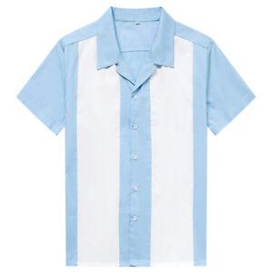 Argentina team mens clothing short sleeve blue white stitching cotton men shirt