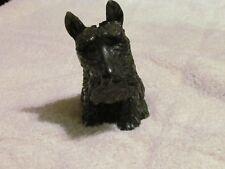 Antique Cast Iron Bank--small dog