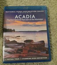 National Parks Exploration Series - Acadia [Blu-ray]