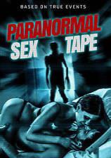 Paranormal Sex Tape DVD, 2016