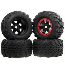 Beadlock Tires Wheel T3012 160mm Fit RC Traxxas E-MAXX HPI Savage Flux 1:8 Truck