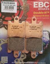 EBC/FA423/4HH Sintered Brake Pads (Front) - Triumph Trophy (1215cc) 2012 - 2015