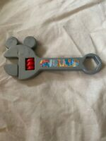 Vintage Disney Jr Mickey Mouse Tool Set Replacement Wrench Adjustable Wrench Kid