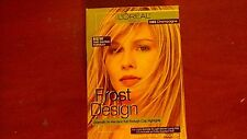 L'Oreal Frost & Design Highlights H85 Champagne For Light blonde to Nat Blonde