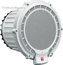 "JBL Boat Marine Audio 10"" Amplified Subwoofer Powered Sub Speaker Enclosure Box"