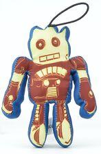 Kidrobot Andy Warhol Campbells Soup Can 3-Inch Mini-Figure - Plush Robot