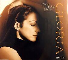 Gloria Estefan Maxi CD I'm Not Giving You Up - Europe (VG+/VG+)