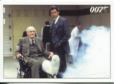 James Bond Archives 2015 Goldeneye Chase Card #41