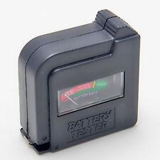 Batterietester Batterieprüfer Batterie Akku Knopfzelle Anzeige Testgerät 9918