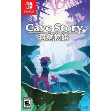 Cave Story for Nintendo Switch VideoGames