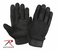 Rothco 3469 Lightweight All Purpose Duty Gloves - Black