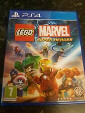 Excelente Estado (Lego Marvel-Super Heroes) brillante PS4 Juego
