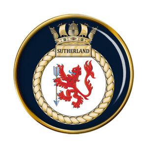 Hms Sutherland, Real Marino Pin Insignia