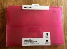 "INCASE Magenta Hardshell Case for Aluminum  Unibody MacBook Pro 15""- New!"