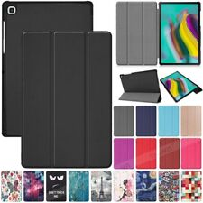 """For Samsung Galaxy Tab A S5e 10.5""""/10.1""""/8.0"""" 2019 Tablet PU Leather Case Cover"""