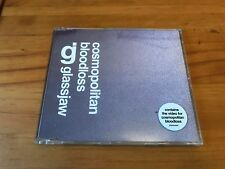 Glassjaw Cosmopolitan Bloodloss CD Single - Converge, Botch, Letlive