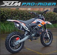 XTREME XTM 50CC PRO-RIDER - Petrol Dirt Bike Childs New Mini Motorbike Motocross