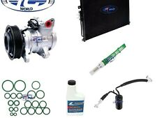 A/C Compressor and Condenser Kit Fits Jeep Grand Cherokee 99-01 4.7L OEM 77380