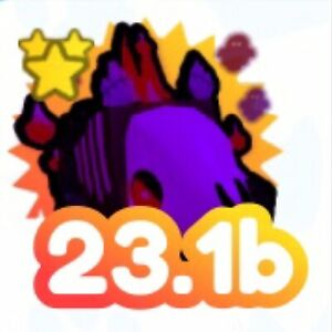 Pet Sim X - Rainbow Ghoul Horse (PSX) 22b+ STATS + 1M Free Gems - Quick And Fast