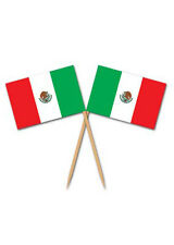 Wild West Party Mexican Flag Party Picks Pk50