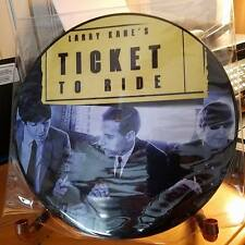 THE BEATLES-LARRY KANE'S TICKET TO RIDE-PICTURE DISC-c2012 LIMITED EDITION